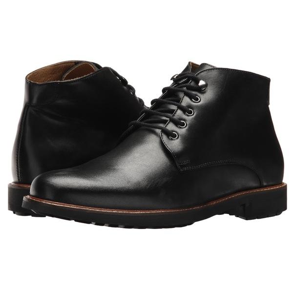マッシモマッテエロ メンズ ブーツ&レインブーツ シューズ 5-Eye Chukka Boot Black