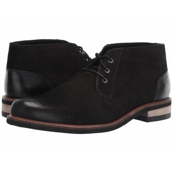 ドクター・ショール メンズ ブーツ&レインブーツ シューズ Willing - Original Collection Black Leather Perf