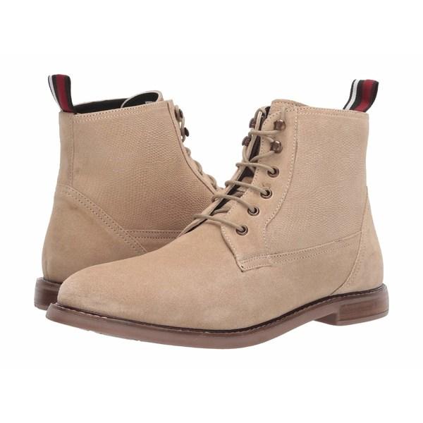 ベンシャーマン メンズ ブーツ&レインブーツ シューズ Birk Plain Toe Boot Sand Suede