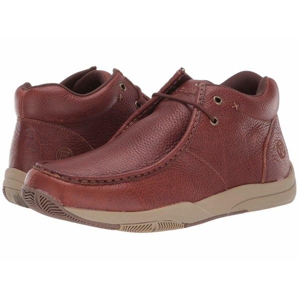 ローパー メンズ ブーツ&レインブーツ シューズ Clearcut Brown Tumbled Leather