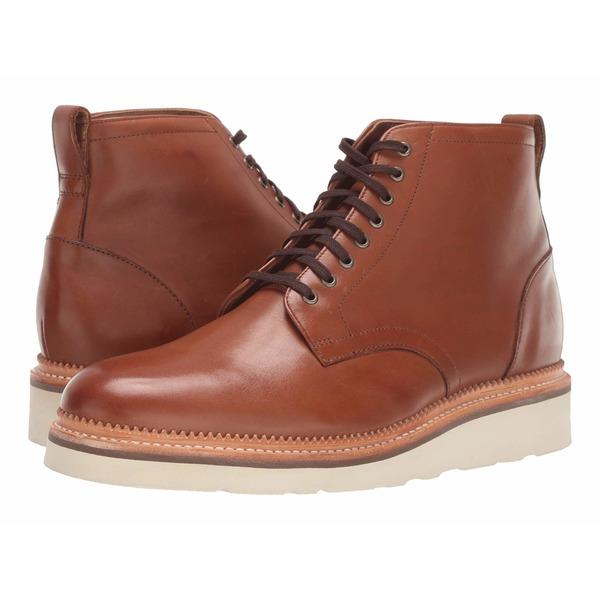 ボストニアン メンズ ブーツ&レインブーツ シューズ Berkshire Top Tan Leather