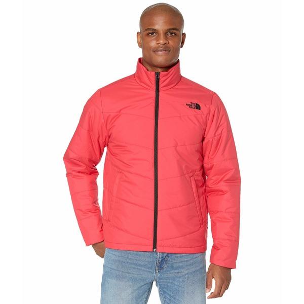 ノースフェイス メンズ コート アウター Junction Insulated Jacket TNF Red