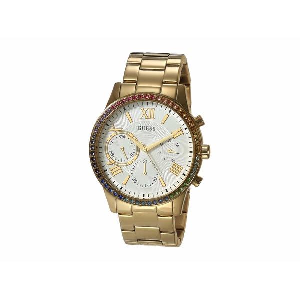 ゲス レディース 腕時計 アクセサリー W1069l6 Rose Gold