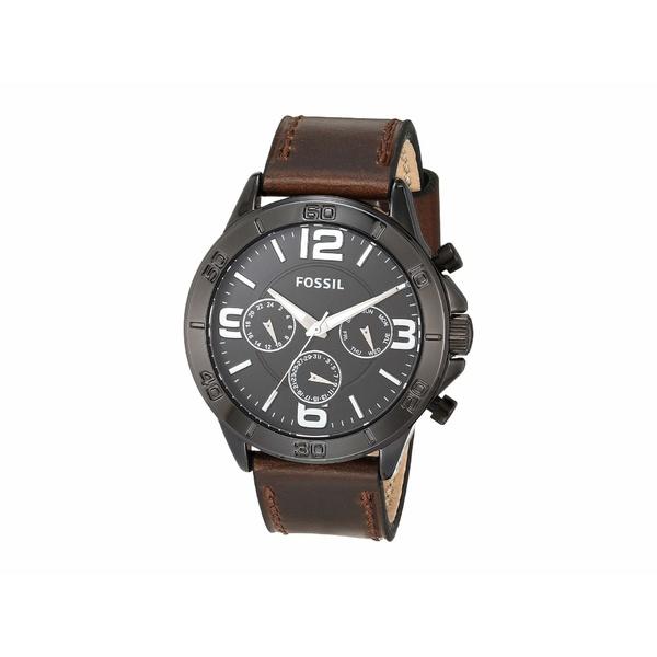 フォッシル メンズ 腕時計 アクセサリー 45 mm Modern Century BQ7015 Brown