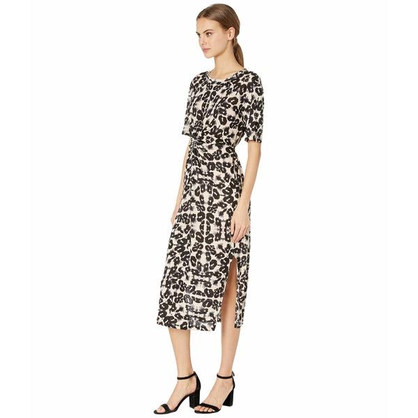 レベッカテイラー レディース ワンピース トップス Short Sleeve Kaleidoscope Jersey Dress Camel ComboOPZuTXwikl