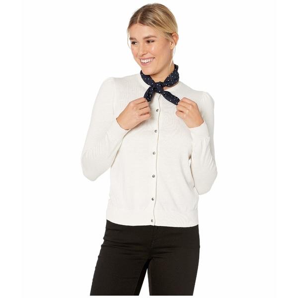 ラルフローレン レディース ニット&セーター アウター Cotton Modal Long Sleeve Cardigan Mascarpone Cream