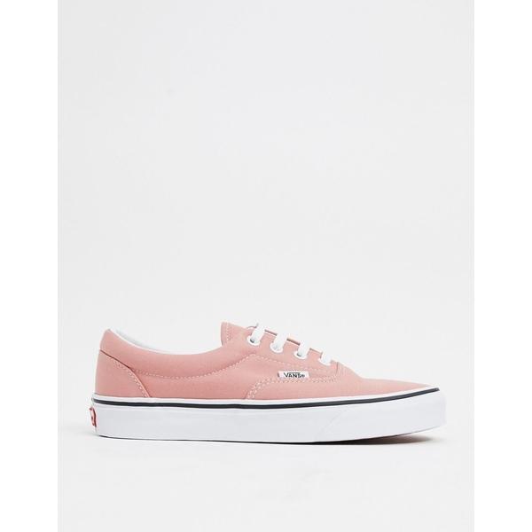 バンズ レディース シューズ スニーカー Rose dawn true 激安挑戦中 Era pink in 全商品無料サイズ交換 sneakers トレンド Vans white