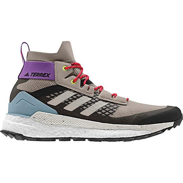 アディダス レディース ハイキング スポーツ Adidas Women's Terrex Free Hiker Boot Light Brown / Simple Brown / Ash Grey