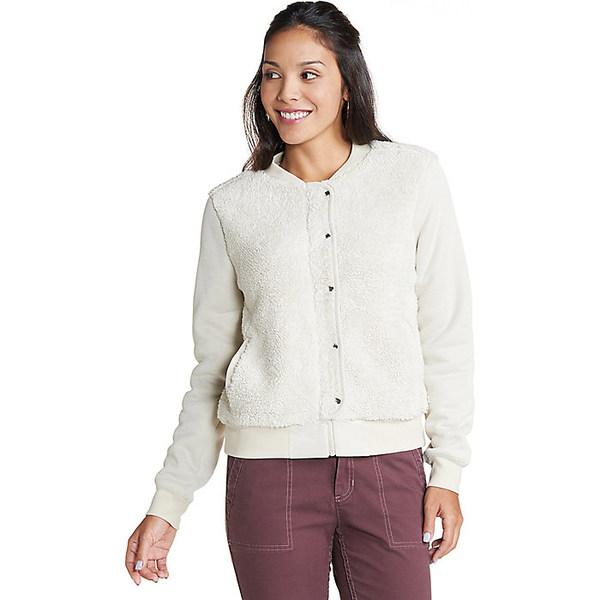 トードアンドコー レディース ジャケット&ブルゾン アウター Toad & Co Women's Allie Fleece Jacket Oatmeal