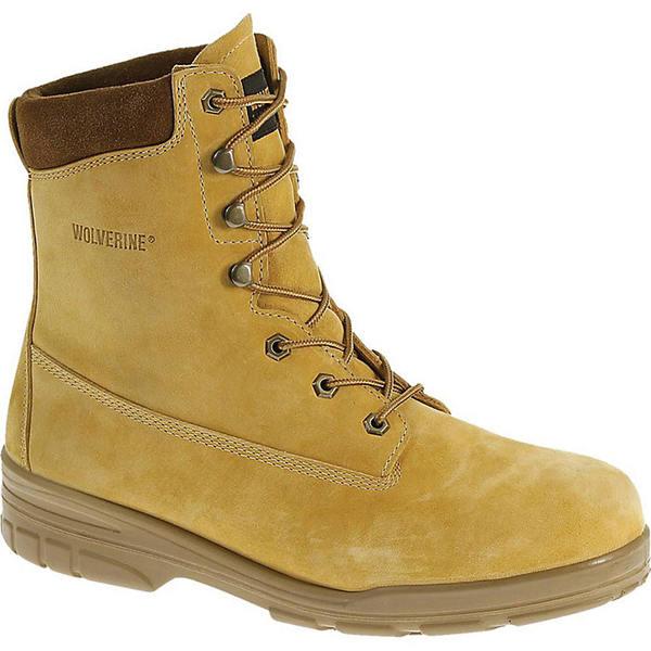 ウルヴァリン メンズ ハイキング スポーツ Wolverine Men's Trappeur Waterproof Insulated 8IN Boot Gold