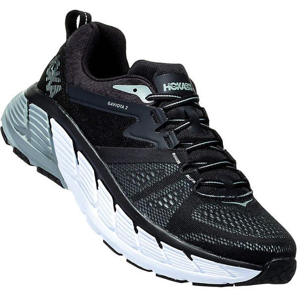 ホッカオネオネ メンズ ハイキング スポーツ Hoka One One Men's Gaviota 2 Shoe Black / Wrought Iron