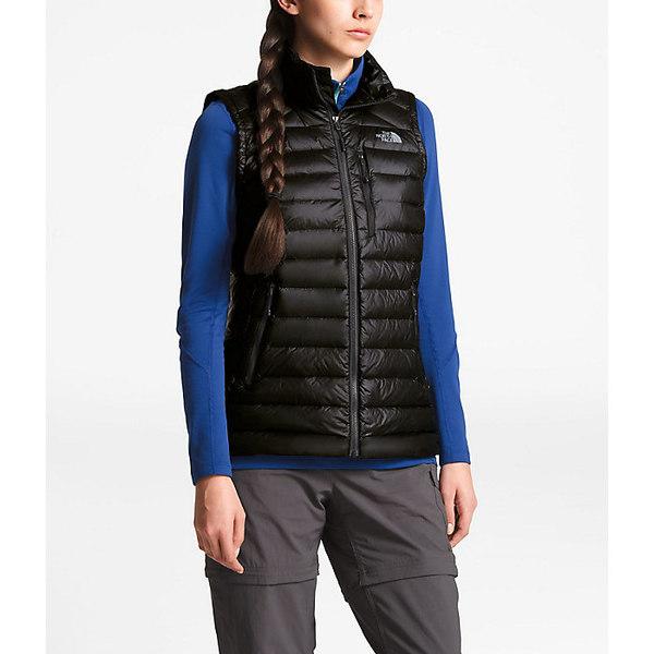 ノースフェイス レディース ジャケット&ブルゾン アウター The North Face Women's Morph Vest TNF Black