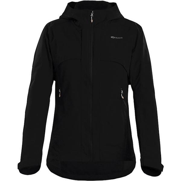 スゴイ レディース ジャケット&ブルゾン アウター Sugoi Women's Versa II Jacket Black