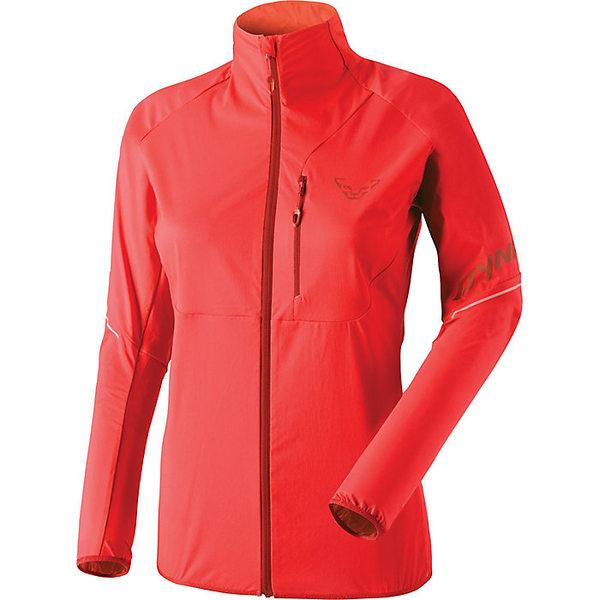 ダイナフィット レディース ジャケット&ブルゾン アウター Dynafit Women's Alpine Wind Jacket Fluo Coral