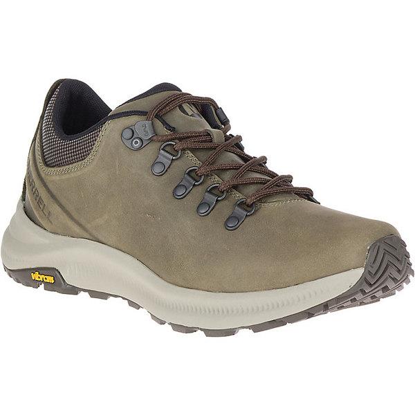 メレル メンズ ハイキング スポーツ Merrell Men's Ontario Shoe Olive