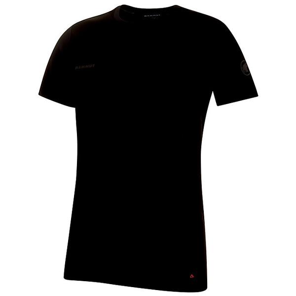 マムート メンズ ハイキング スポーツ Mammut Men's Sertig T-Shirt Black