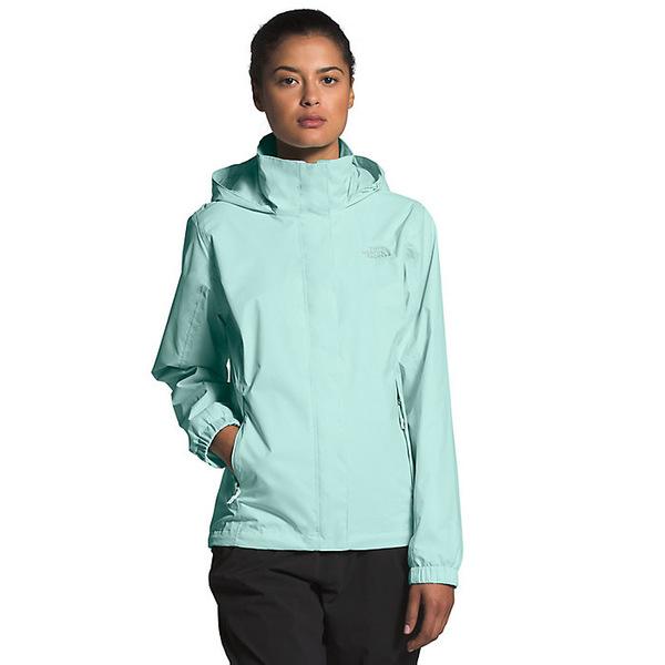 ノースフェイス レディース ジャケット&ブルゾン アウター The North Face Women's Resolve 2 Jacket Moonlight Jade