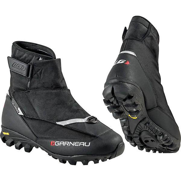 イルスガーナー メンズ サイクリング スポーツ Louis Garneau Klondike Shoe Black