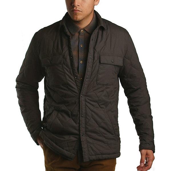 ジェレミア メンズ ジャケット&ブルゾン アウター Jeremiah Men's Pierce Quilt Shirt Jacket Phantom
