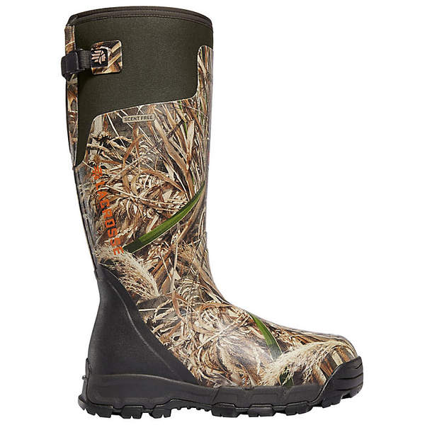 ラクロス メンズ ハイキング スポーツ Lacrosse Men's Alphaburly Pro 18IN 800G Boot Realtree Max-5