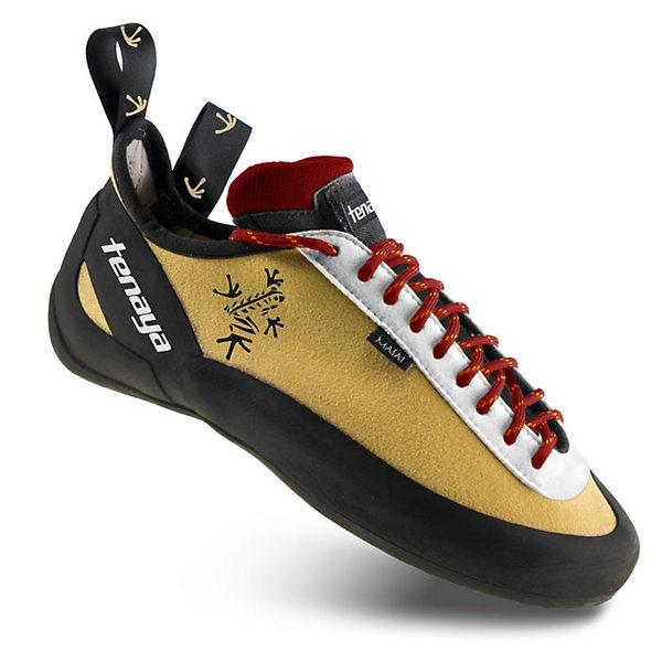 テナヤ レディース ハイキング スポーツ Tenaya Masai Climbing Shoes Yellow / Red