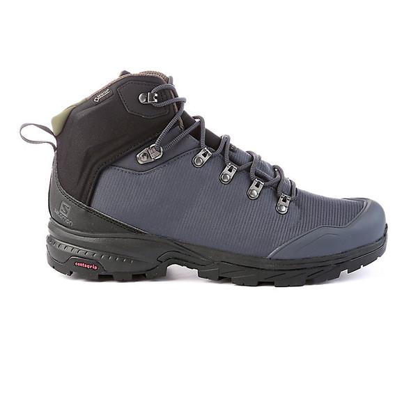 サロモン メンズ ハイキング スポーツ Salomon Men's Outback 500 GTX Boot Ebony / Black / Grape Leaf