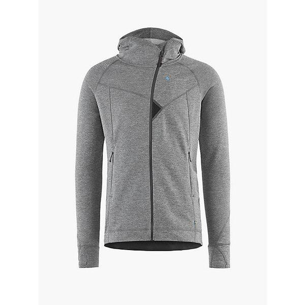 クレッタルムーセン メンズ ジャケット&ブルゾン アウター Klattermusen Men's Njorun 2.0 Hoodie Rock Grey