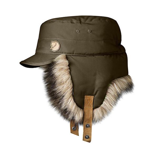 フェールラーベン メンズ 帽子 アクセサリー Fjallraven Woodsman Cap Dark Olive