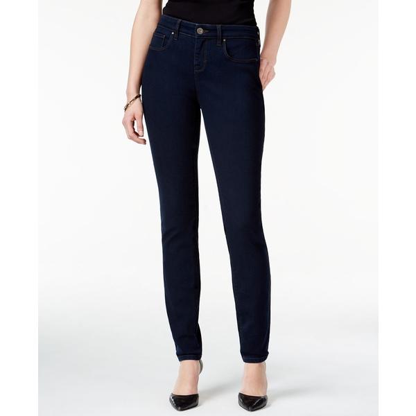 当店だけの限定モデル スタイルアンドコー レディース デニムパンツ ボトムス Petite Curvy-Fit Skinny Jeans, Rinse, 愛南町 856dd71f