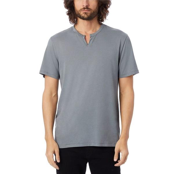 オルタナティヴ アパレル メンズ Tシャツ トップス Men's Moroccan T-shirt Earth Ocean