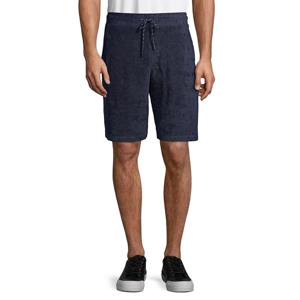 サーフサイドサプライ メンズ ハーフ&ショーツ ボトムス Drawstring Cotton Blend Shorts Navy