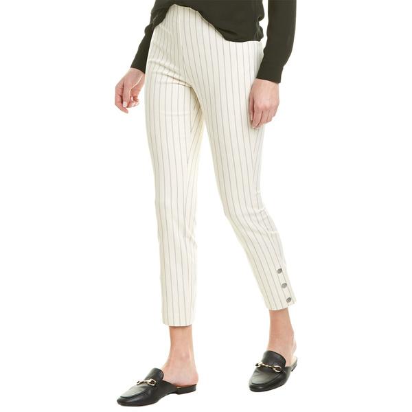 高品質 ラグアンドボーン レディース カジュアルパンツ ボトムス rag & bone Simone Pant ivory and black stripe, T-World cccb3179