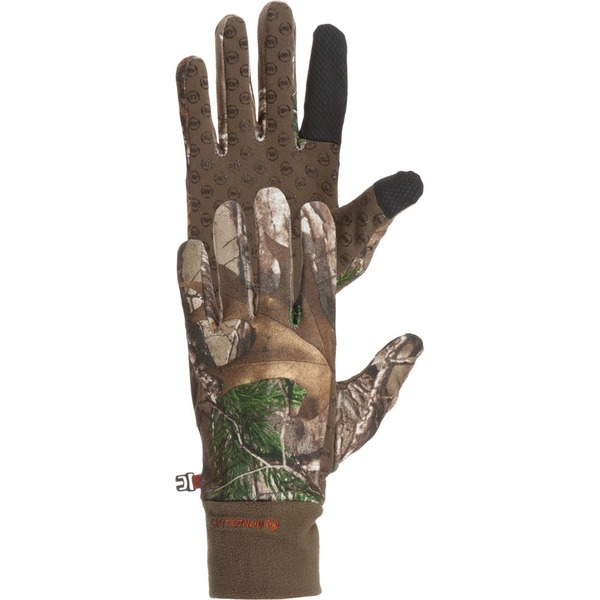 Manzella メンズ 公式ショップ アクセサリー 手袋 Realtree Xtra マンツェラ 公式通販 Ranger 全商品無料サイズ交換 Gloves Men's TouchTip