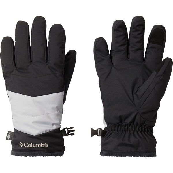 Columbia レディース アクセサリー 手袋 Black 卓抜 Cirrus 数量は多 Grey コロンビア Women's Insulated Gloves Mountain 全商品無料サイズ交換 Mabel
