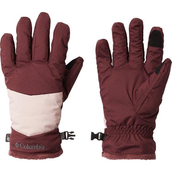 Columbia レディース アクセサリー 贈与 手袋 正規品 Malbec Mineral 全商品無料サイズ交換 Women's Gloves Mabel Mountain コロンビア Insulated