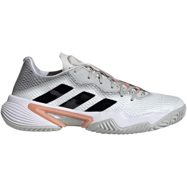 誕生日 お祝い adidas レディース 高価値 スポーツ テニス Grey Black Shoes Women's Barricade 全商品無料サイズ交換 Tennis アディダス