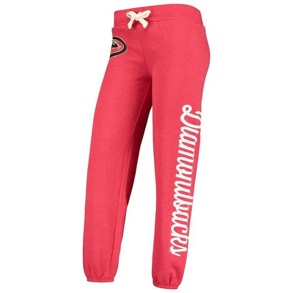 カールバンクス レディース カジュアルパンツ ボトムス Arizona Diamondbacks G-III 4Her by Carl Banks Women's Scrimmage Pants Red