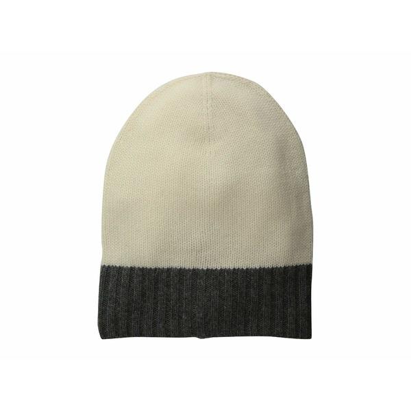 ハットアタック レディース 帽子 アクセサリー Cashmere Slouchy/Cuff Hat Color Block