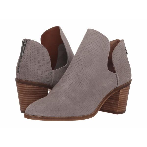 ラッキーブランド レディース ブーツ&レインブーツ シューズ Powe Titanium Suede Leather