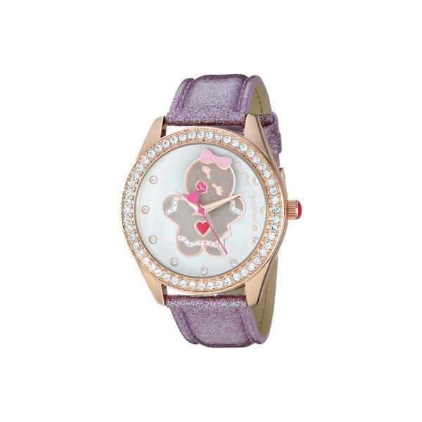 ベッツィジョンソン レディース 腕時計 アクセサリー Keep It Sweet Gingergal Watch Rose Gold