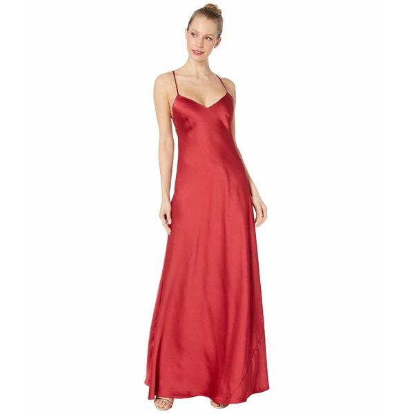 ビーシービージーマックスアズリア レディース ワンピース トップス V-Neck Gown Dress Rogue