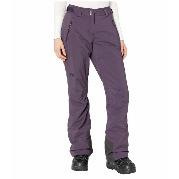 ヘリーハンセン レディース カジュアルパンツ ボトムス Legendary Insulated Pants Nightshade