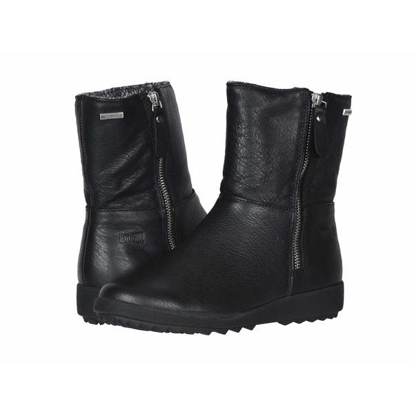 クーガー レディース ブーツ&レインブーツ シューズ Vito Waterproof Black Toledo Leather