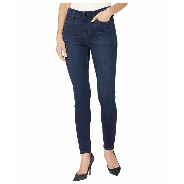 リバプール レディース デニムパンツ ボトムス Bridget High-Waist Ankle Premium in Super Stretch Denim in Doheny Dark Doheny Dark