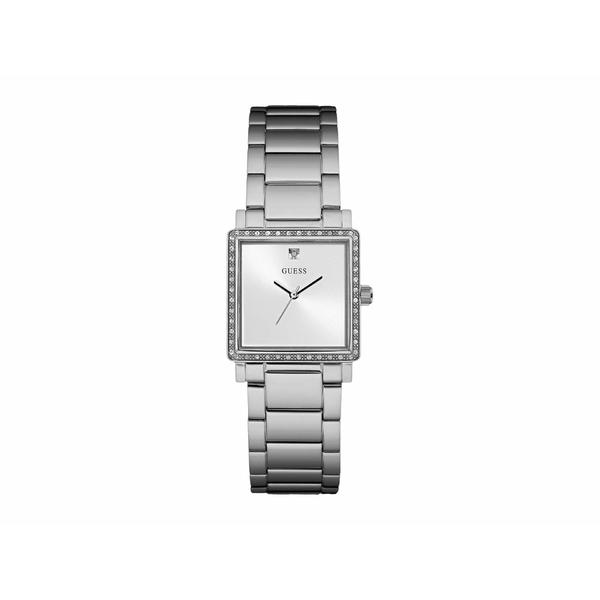 ゲス レディース 腕時計 アクセサリー U0914L1M Silver