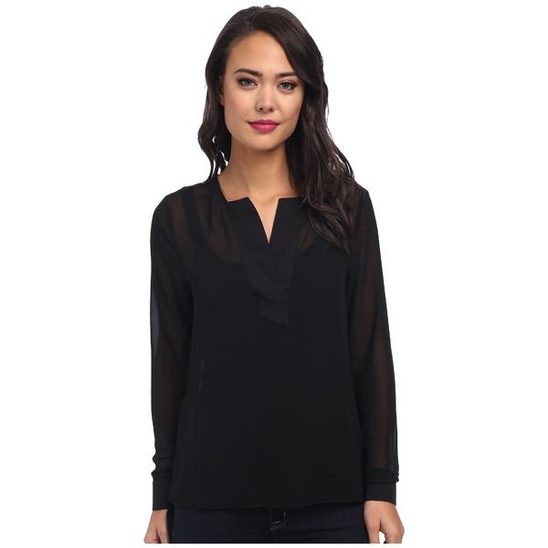 BCBジェネレーション レディース シャツ トップス Woven Sportswear Top Black