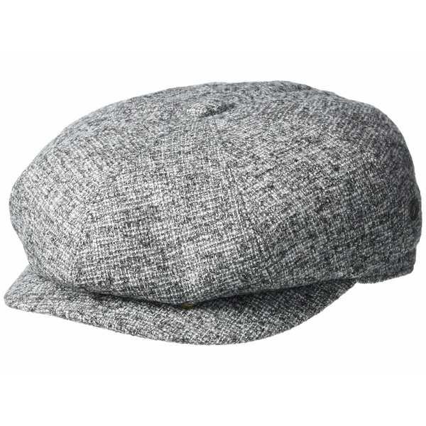 ベーリー オブ ハリウッド メンズ 帽子 アクセサリー Kyan Charcoal