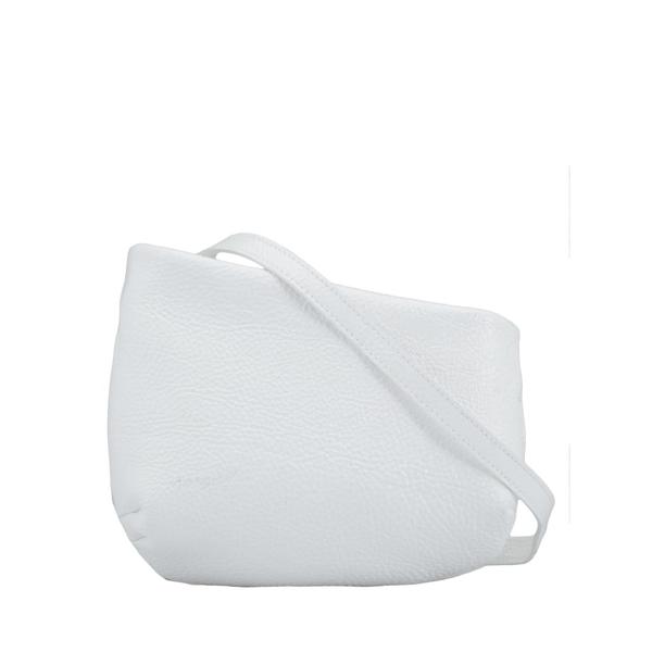 マルセル レディース クラッチバッグ バッグ Marsell Leather Clutch WHITE