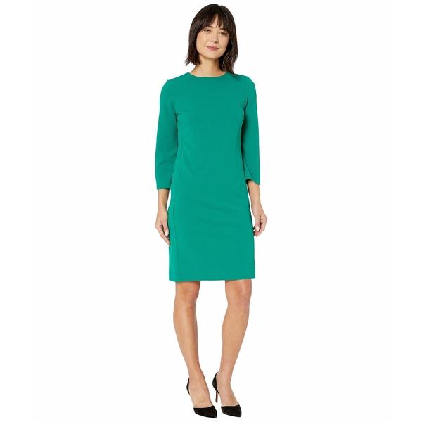 ラルフローレン レディース ワンピース トップス Stretch Jersey Dress Lush Emerald