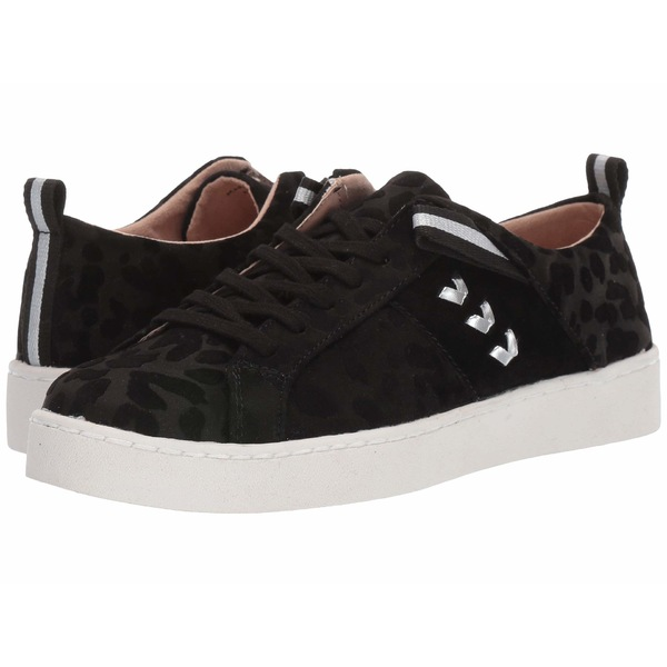 ジャックロジャース レディース スニーカー シューズ Ainsley Fabric Sneaker Black LeopardhCBrdtsxQ